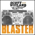 CD Cover Image. Title: Blaster, Artist: Scott Weiland