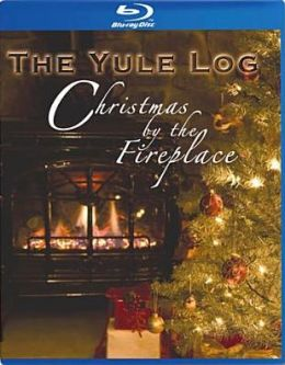 The Yule Log: Christmas by the Fireplace