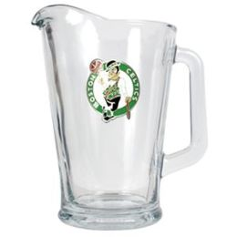 Great American Products Boston Celtics NBA 60oz Glass Pitcher - Primary Logo