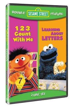 Sesame Street: 123 Count with Me/Learning about Letters