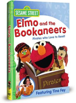 Sesame Street - Elmo and the Bookaneers - Pirates Who Love to Read!