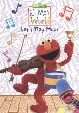 Sesame Street: Elmo's World - Let's Play Music