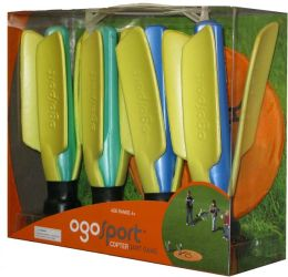 OGO Copter Dart Game Set