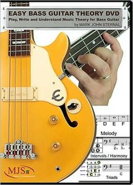 Easy Bass Guitar Theory