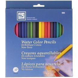 Watercolor Pencils 24/Pkg