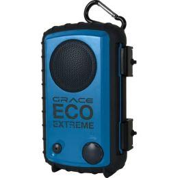 Grace Digital Eco Extreme GDI-AQCSE102 Carrying Case for Speaker System - Cobalt Blue