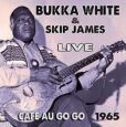 CD Cover Image. Title: Life at the Caf� Au Go Go 1965, Artist: Skip James