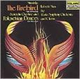 CD Cover Image. Title: Stravinsky: The Firebird Suite; Borodin: Overture and Polovetsian Dances from Prince Igor, Artist: Atlanta Symphony Orchestra