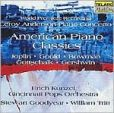 CD Cover Image. Title: American Piano Classics, Artist: Erich Kunzel