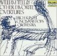 CD Cover Image. Title: William Tell & Other Favorite Overtures, Artist: Cincinnati Pops Orchestra