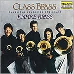 Class Brass - Classical Favorites for Brass