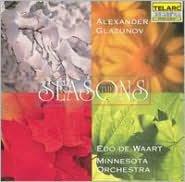 Glazunov: The Seasons, Scènes De Ballet