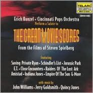 Great Movie Scores from the Films of Steven Spielberg