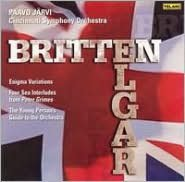 Britten: 4 Sea Interludes, Young Person's Guide to the Orchestra / Elgar: Enigma Variations