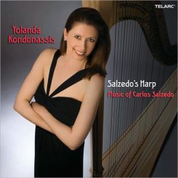 Salzedo's Harp: Music of Carlos Salzedo