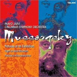 Mussorgsky: Pictures at an Exhibition, Night on a Bald Mountain, Prelude to Khovanshchina