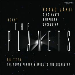 Holst: The Planets; Britten: The Young Person's Guide to the Orchestra