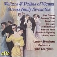 Waltzes and Polkas of Vienna: Strauss Family Favorites
