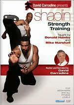 David Carradine: Shaolin Strength Workout for Beginners