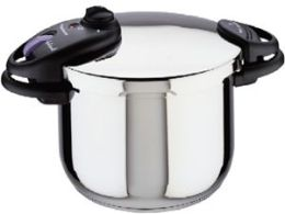 Magefesa 01OPIDEAL06 Ideal Stainless Steel 6 Qt. Super Fast Pressure Cooker