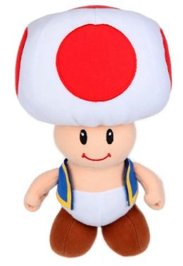 Toad 6 Inch Plush