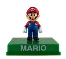 Mario Deluxe Action Figure 3 Inch