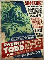 Sweeny Todd/Crimes at the Dark House