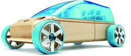 Automoblox M9 Sportvan Vehicle - Aqua