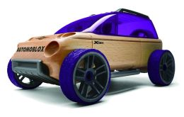 Automoblox Sport Utility X9-X Purple