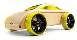 Automoblox Yellow C9 mini sportscar