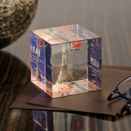 Paris Travel Paperweight