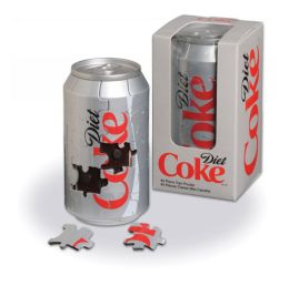 Diet Coke Can 3-D Puzzle