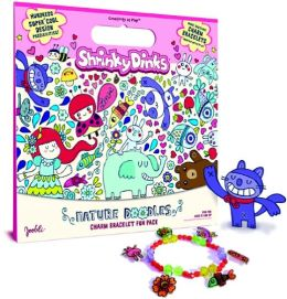 Shrinky Dinks Nature Doodles Charm Bracelet Kit