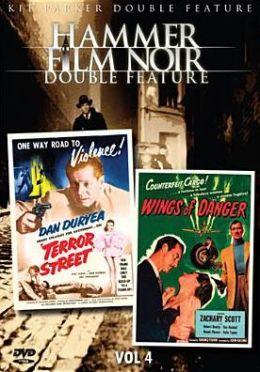 Hammer Film Noir Double Feature, Vol. 4