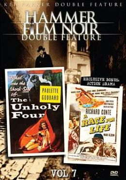Hammer Film Noir Double Feature, Vol. 7