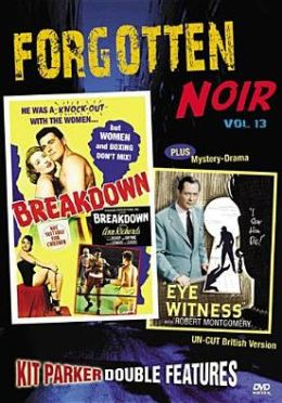 Forgotten Noir, Vol. 13