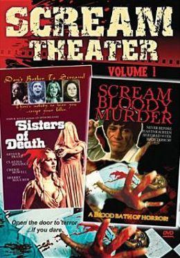 Scream Theater Double Feature, Vol. 1