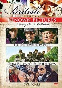 British Cinema: Renown Pictures Literary Classics Collection