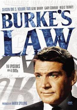 Burke's Law - Season 1, Vol. 2