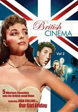 British Cinema, Vol. 2: 5 Hilarious Comedies