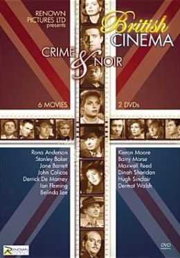 British Cinema: Renown Pictures Crime & Noir