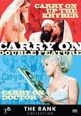 Rank Collection: Carry on Double Feature - Carry on up the Khyber/Carry on Doctor