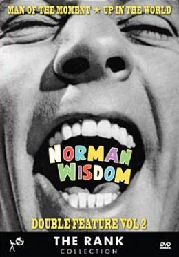 Rank Collection: Norman Wisdom Double Feature, Vol. 2 - Man of the Moment/up in the World