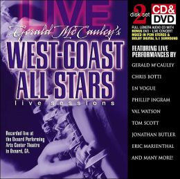 West Coast All Stars: Live Sessions [CD & DVD]
