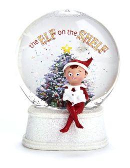Elf on The Shelf Light Up LED Glitterdisk