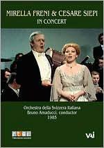 Mirella Freni & Cesare Siepi: In Concert
