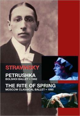Stravinsky: Petrushka/The Rite of Spring