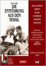 Die Entfuhrung aus dem Serail (Salzberg Festival)