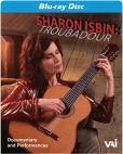 Video/DVD. Title: Sharon Isbin: Troubadour