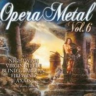 Opera Metal, Vol. 6